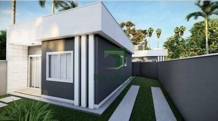 Casa À Venda, 70 M² Por R$ 290.000,00 - Jardim Mariléa - Rio Das Ostras/rj - Ca1210