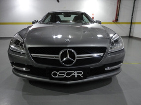 Mercedes Benz Slk 250 2012 Apenas 14980km