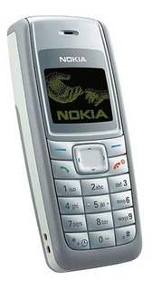 Nokia 1110 Novo Desbloqueado E Orig Frete Gratis - P Idoso