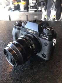 Câmera Fuji Xt2 Filma 4k