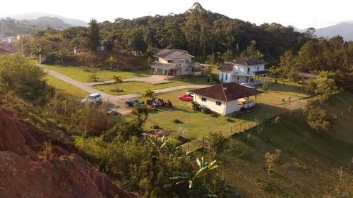 Chácara À Venda, 12500 M² Por R$ 2.970.000,00 - Alto Biguaçu - Biguaçu/sc - Ch0061