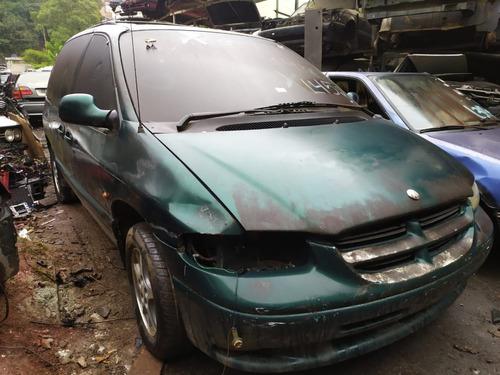 Imagem 1 de 8 de Chrysler Caravan 3.3 V6 1999 Sucata Somente Peças
