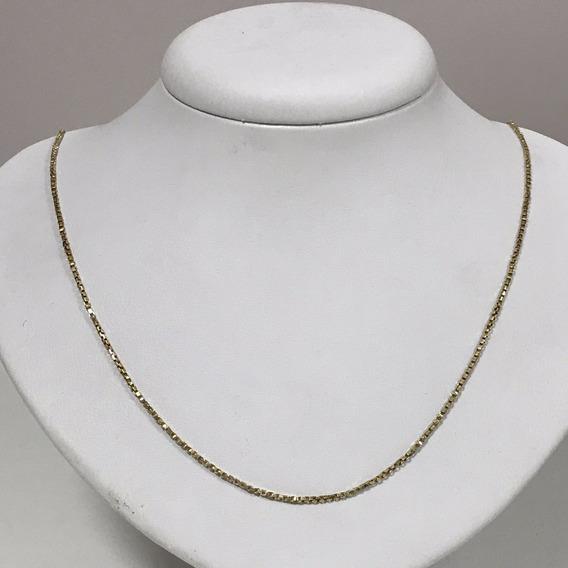 Colar De Griff Hstern Ouro 18k-750, Peso: 8.3 G, 63cm