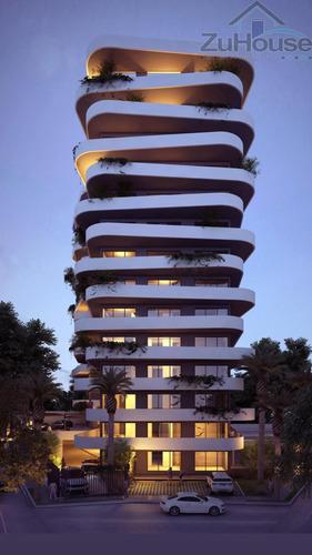Imagen 1 de 7 de Torre De Apartamentos En Plano En La Trinitaria, Stgo Wpa134