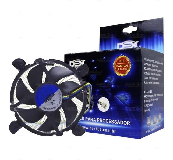 Cooler Para Processador 1150/1155/1156 Dx-1150 Nfe
