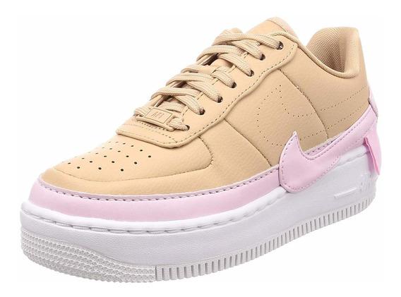 NIKE Wmns Air Force 1 07 ESS Zapatos de Baloncesto para Mujer