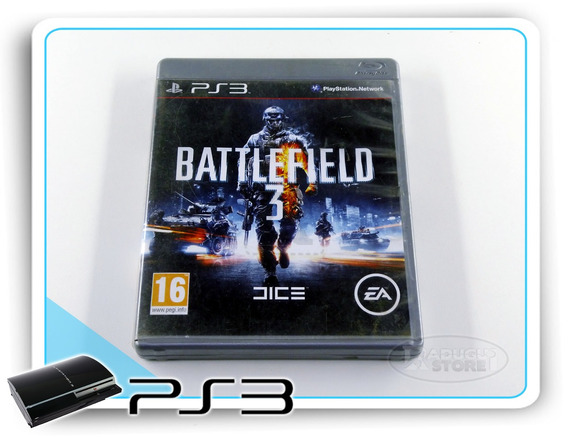 Battlefield 3 Original Playstation 3 Ps3