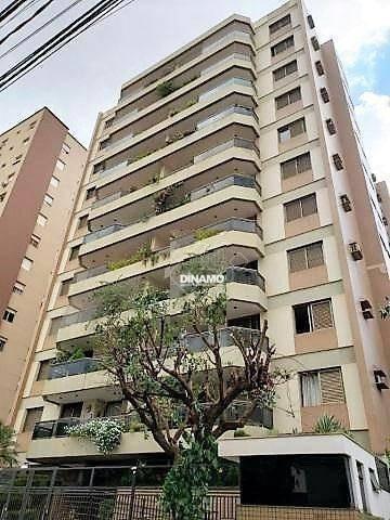 Apartamento Com 3 Dormitórios Para Alugar, 141 M² - Higienópolis - Ribeirão Preto/sp - Ap3513