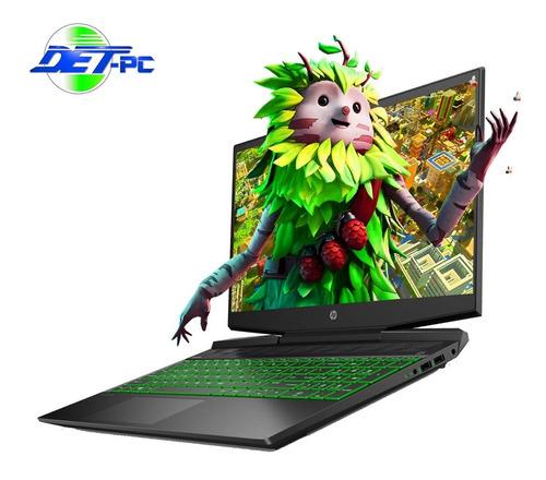 Gamer Hp Core I7 10ma+8ram+256ssd+4gb Video Gtx1650ti I5