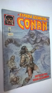 Hq - A Espada Selvagem De Conan-95-usada