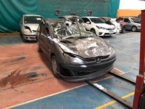 Peugeot 206 Baja/alta Motor