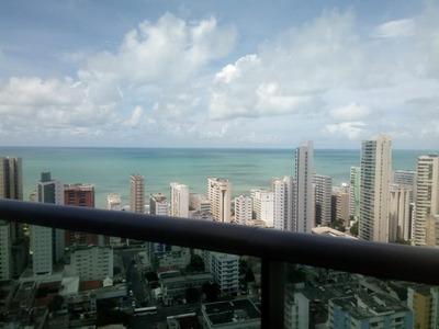 Apartamento Em Boa Viagem, Recife/pe De 62m² 2 Quartos Para Locação R$ 2.650,00/mes - Ap206499
