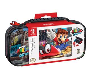 Nintendo Switch Mario Funda Bolso Estuche Oficial Original
