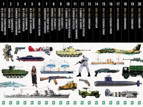 Livros - Armas De Guerra Abril Coleções Avulso Por Unidade   Mercado Livre