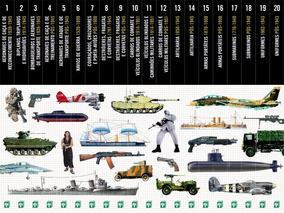 Livros - Armas De Guerra Abril Coleções Avulso Por Unidade
