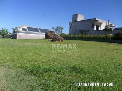Terreno Residencial À Venda, Condomínio Villagio Paradiso, Itatiba. - Te2787