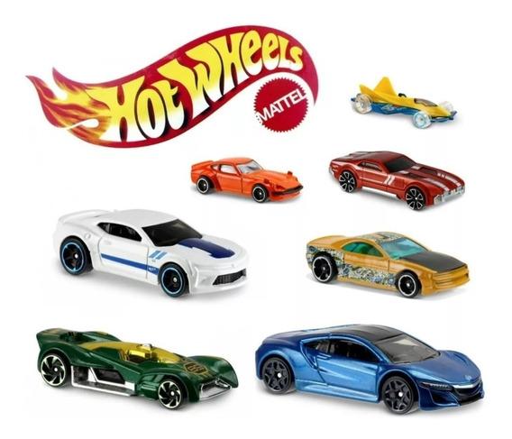 Carrinho Hot Wheels 6 Peças - Diversos Modelos - C4982