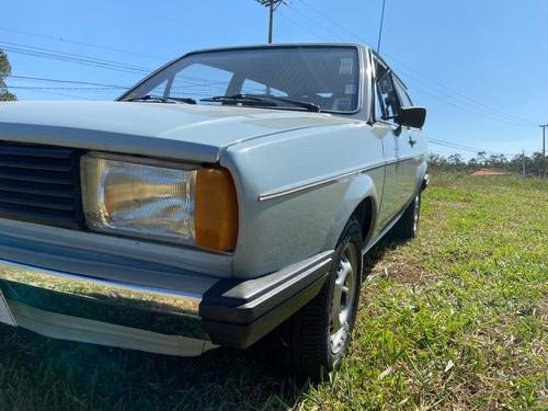 Parati S Alcool 1.6 Motor Ap 1983 Colecionador Placa Preta