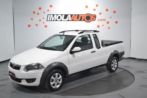 Fiat Strada 1.3 Jtd Trekking Cab Ext 2014 -imolaautos-
