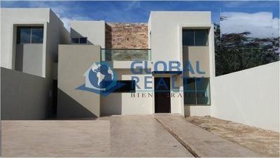 Casa En Venta En Privada, Zona Cholul-conkal. Cv-5381