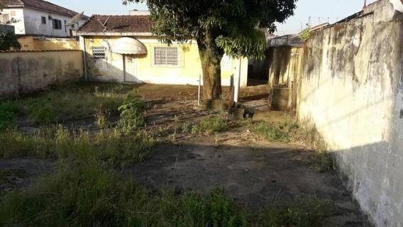 Terreno Em Vila Nossa Senhora De Fátima, São Vicente/sp De 0m² À Venda Por R$ 260.000,00 - Te612576