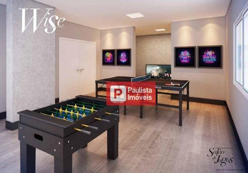 Apartamento À Venda, 59 M² Por R$ 484.000,00 - Jardim Prudência - São Paulo/sp - Ap28819