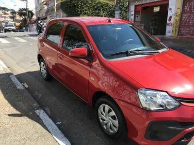 Toyota Etios 1.3 16v X 5p 2018