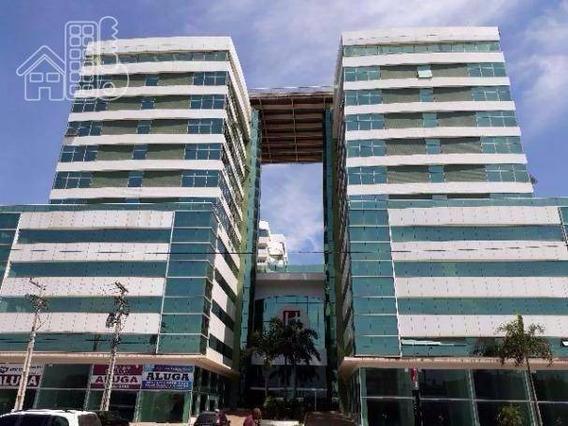 Sala Comercial À Venda, Centro, Itaboraí - Sa0006. - Sa0006
