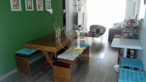 Apartamento Com 3 Dormitórios À Venda, 120 M² Por R$ 280.000,00 - Enseada - Guarujá/sp - Ap9561