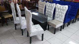 Juego Comedor Moderno Ikea 6 Asiento - Muebles en Mercado Libre ...