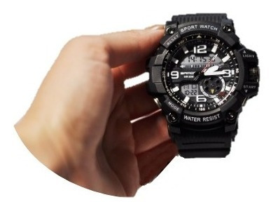 Relógio Aviador Militar A Prova D