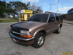Chevrolet Blazer Ls Automático