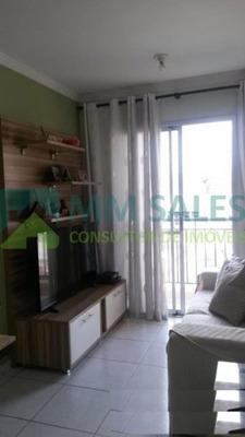 Apartamento Todo Planejado Com 2 Dormitórios, Vila Matilde - São Paulo/sp - 553