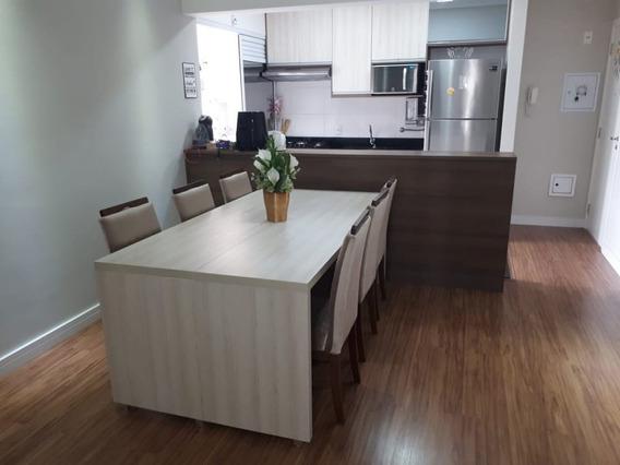 Apartamento Em Gopouva, Guarulhos/sp De 83m² 3 Quartos À Venda Por R$ 550.000,00 - Ap106162