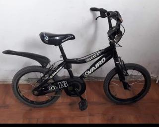 Bici Vairo Niño Rodado 16