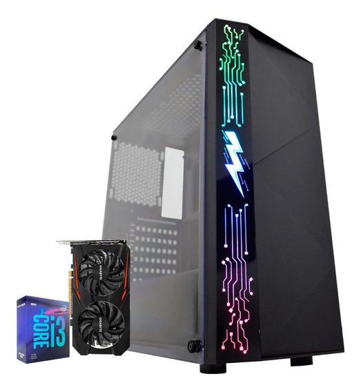 Pc Gamer I3 9100f Geforce Gtx 1060 3gb 8gb Ddr4 Hd 1tb 500w