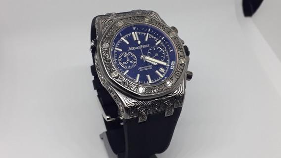 Relógio Audemars Piguet Gravado Novo