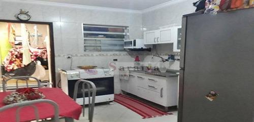 Imagem 1 de 20 de Sobrado À Venda, 103 M² Por R$ 320.000,00 - Vila Vivaldi - São Bernardo Do Campo/sp - So0300