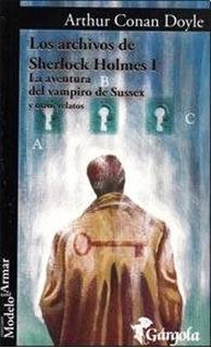 Los Archivos De Sherlock Holmes 1 - Conan Doyle Envio