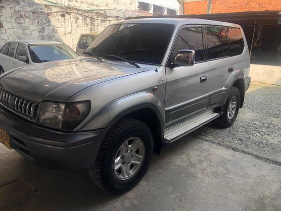 Toyota Prado Vx 3.4 Automática 2004