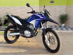 Honda Xre 300 Azul Metálico Edição Limitada 2014