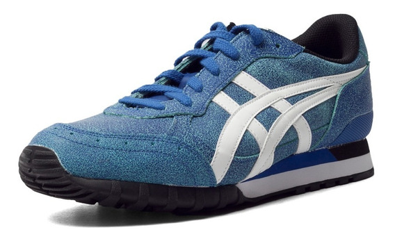 Tenis Onitsuka Tiger Unisex Azules Colorado Eighty D612l4901