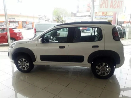 Fiat Uno Way 0km $135mil Y Cuotas Tomo Tu Auto Usado! V