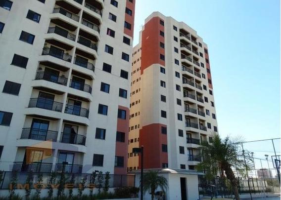 Apartamento No Centro De Suzano Mobiliado 3 Dormitórios - Ap0028