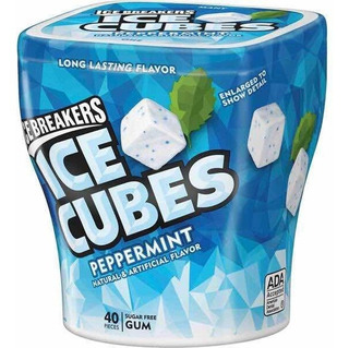 Dulces, Chicles Americanos Importados Hershey`s® Ice Cubes