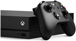 Consola Microsoft Xbox One X 1tb Hdr Native 4k Cyn-00001new