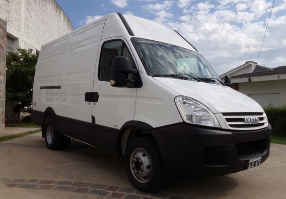Iveco Daily 55 C 16 Paso 3300 Plc Full Año 2014 Impecable!