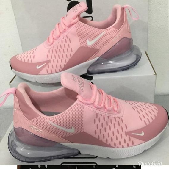 Tenis Feminino Nike Air Rosa