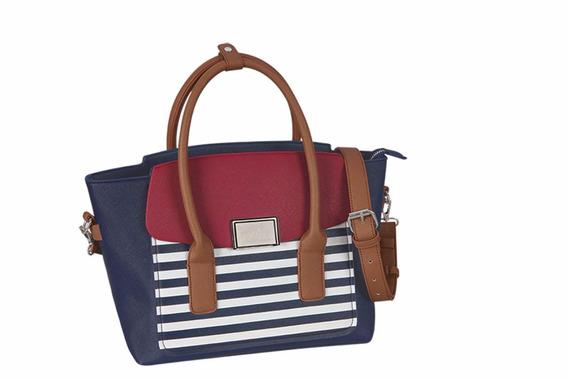 Tote Bag Multicolor Para Dama