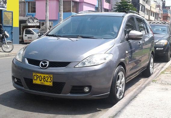 Camioneta Mazda 5 Venpermuto 7 Pasajeros Full Equipo